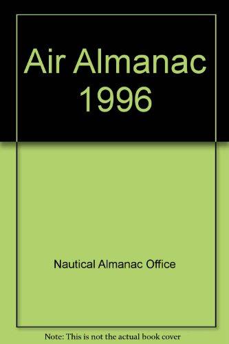 9780117724723: Air Almanac 1996