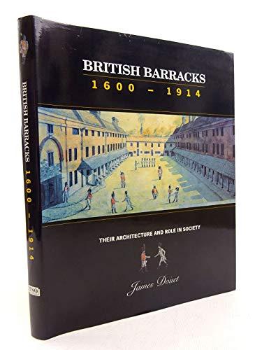 9780117724822: British Barracks, 1660-1914 (English Heritage)