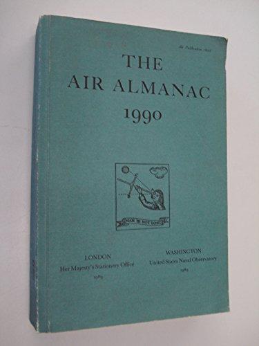 9780117726079: Air Almanac 1990