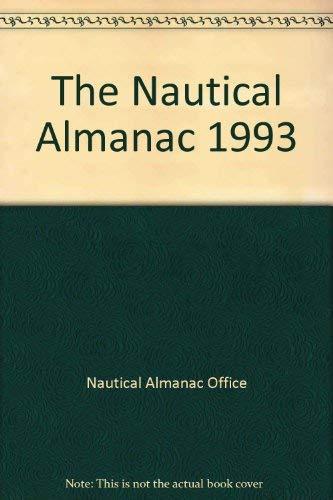 9780117726185: Nautical Almanac: 1993