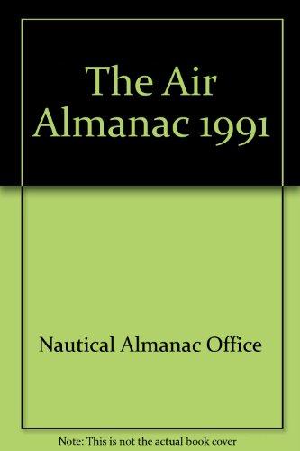 9780117726673: Air Almanac, 1991