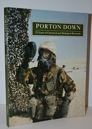 9780117727328: Porton Down: 75 Years of Chemical and Biological Research
