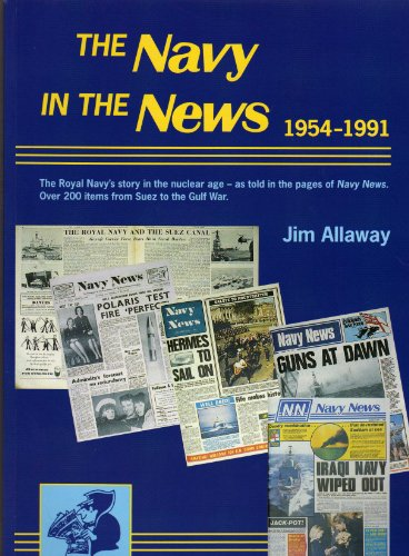 9780117727533: The Navy in the News, 1954-91