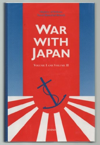 9780117728189: Background to the War and Defensive Phase: Book 1 (The War With Japan) (Bk. 1)