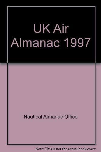 9780117728295: UK Air Almanac 1997