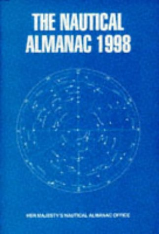 9780117728486: The Nautical Almanac: For the Year 1998
