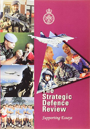 9780117729254: Strategic Defence Review