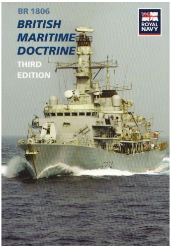 9780117729964: British Maritime Doctrine Br 1806