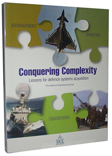 9780117730342: Conquering Complexity: Lessons for Defence Systems Acquisition