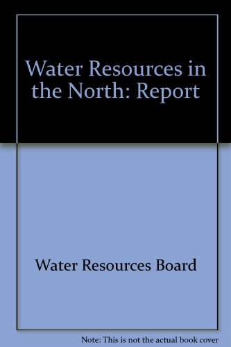 9780117800045: Water Resources in the North: Report