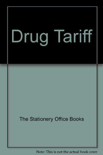 9780117820272: Drug Tariff
