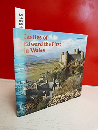 9780117902626: Castles of Edward the First in Wales