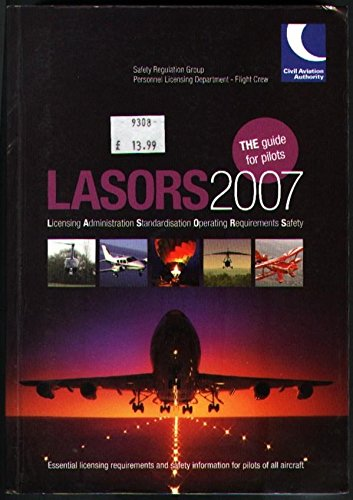 9780117906976: LASORS 2007: The Guide for Pilots