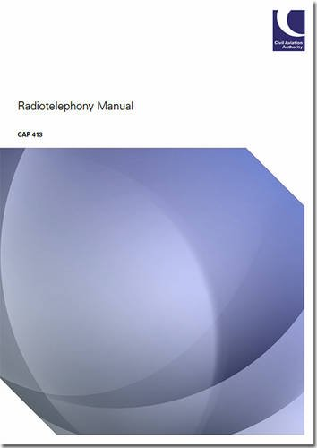 9780117928947: Radiotelephony Manual: Amendment 5 to CAP 413