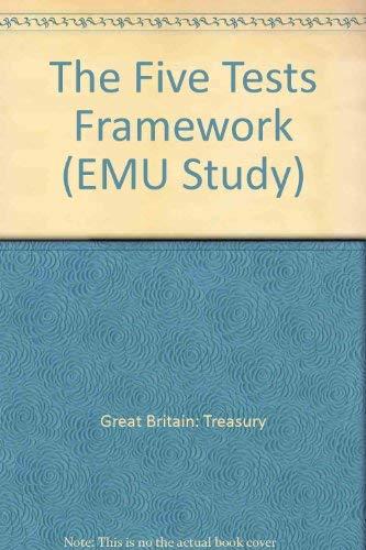 9780118490191: The Five Tests Framework (EMU Study)