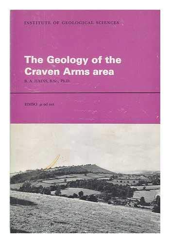 9780118800624: The Geology of the Craven Arms Area (Explanation of 1: 25 000 Geological Sheet SO 48)