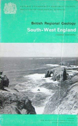 9780118800747: South West England (British Regional Geology)
