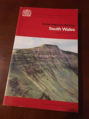 British Regional Geology. South Wales: George, Neville T.