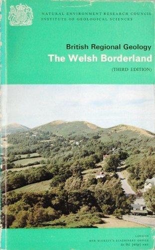 9780118801225: The Welsh Borderland (Regional Geology Guides)