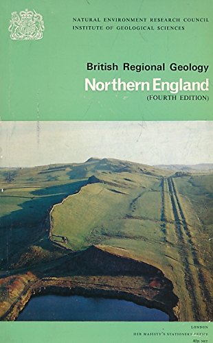 9780118801416: Northern England (British Regional Geology)