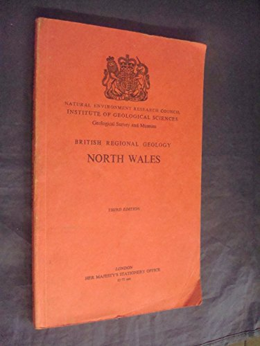 9780118801454: North Wales (British Regional Geology)