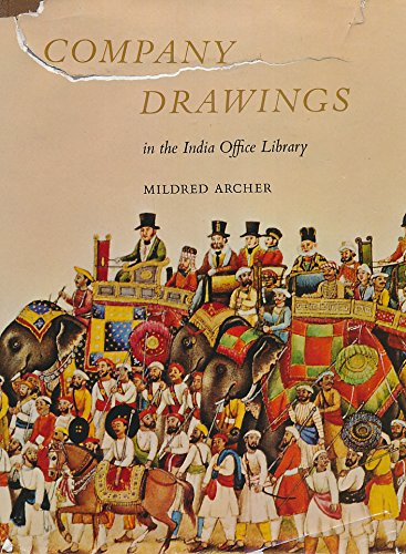 9780118804226: Company Drawings in the India Office Library