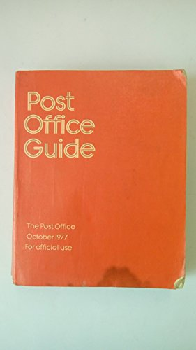 9780118804769: Post Office Guide