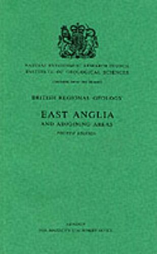 9780118806664: East Anglia and Adjoining Areas (Regional Geology Guides)
