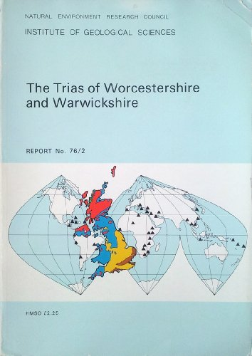 9780118812382: Trias of Worcestershire and Warwickshire