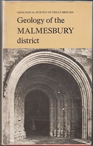 Geology of the Malmesbury District: Cave, R