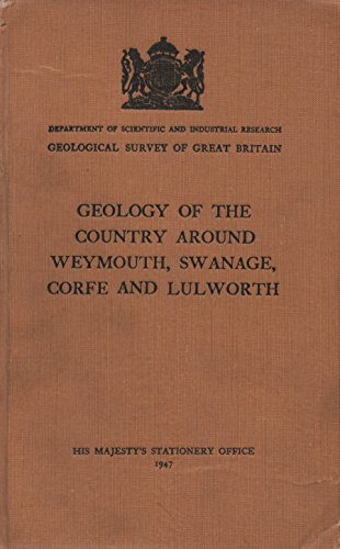 9780118840101: Geology of the Country Around Weymouth (Geological Memoirs & Sheet Explanations (England & Wales))