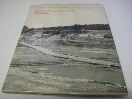9780118840354: Geology of the Country Around Chulmleigh, Devon (Geological Memoirs & Sheet Explanations (England & Wales))