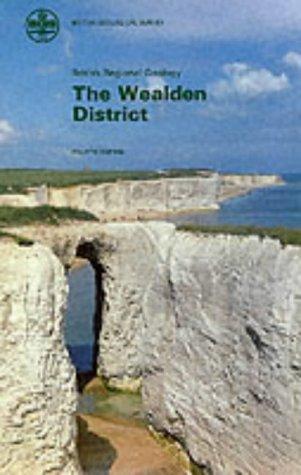 9780118840781: The Wealden District (British Regional Geology)