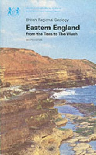 9780118841214: Eastern England from the Tees to the Wash (British Regional Geology)