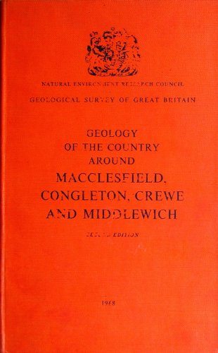 9780118842440: Geology of the Country Around Macclesfield, Congleton, Crewe and Middlewich (Memoirs of the Geological Survey of Great Britain, England & Wales)