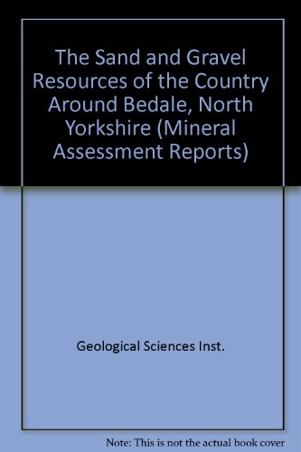 9780118843195: Mineral Assessment Report the Sand (Mineral Assessment Reports)