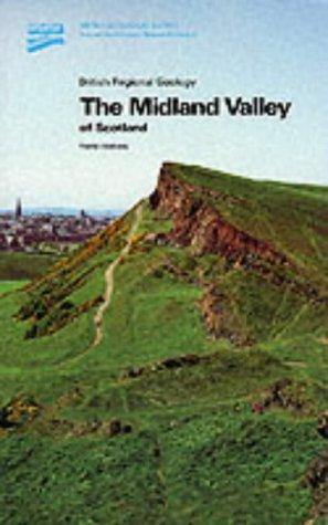 9780118843652: The Midland Valley of Scotland (British Regional Geology)