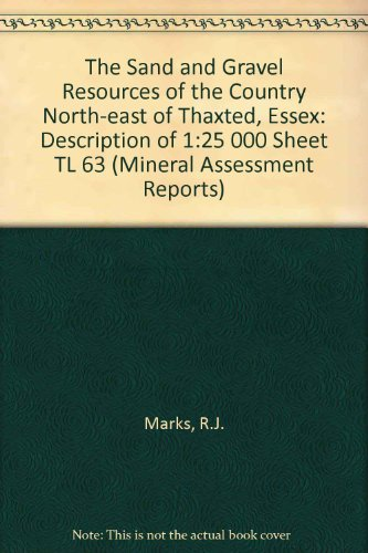 9780118844338: Mineral Assessment Report the Sand (Mineral Assessment Reports)