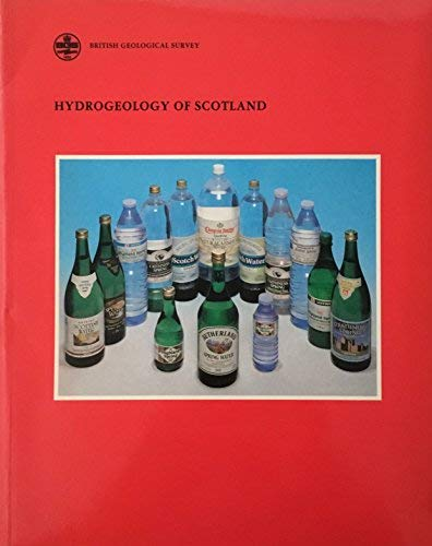 9780118844680: Hydrogeology of Scotland (Hydrogeological Reports)