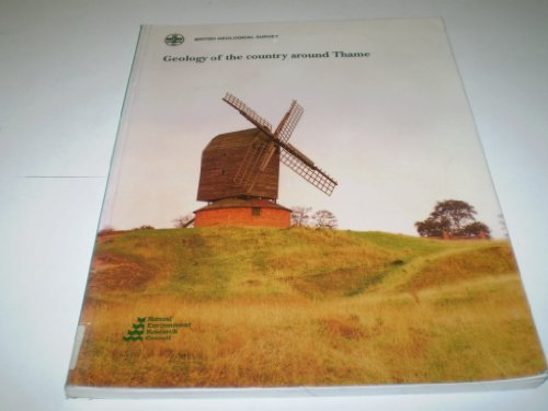 9780118845151: Geology of the Country Around Thame: Memoir for 1:50 000 Geological Sheet 237 (England and Wales) (Geological Memoirs & Sheet Explanations (England & Wales))
