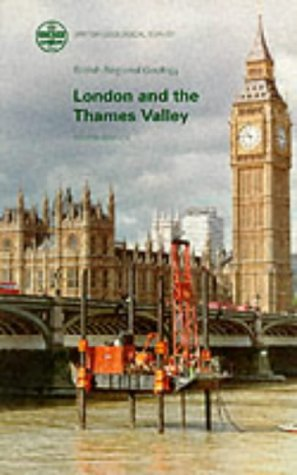 9780118845229: London and the Thames Valley (British Regional Geology)