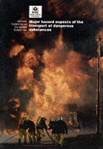 9780118856997: Major Hazard Aspects of the Transport of Dangerous Substances