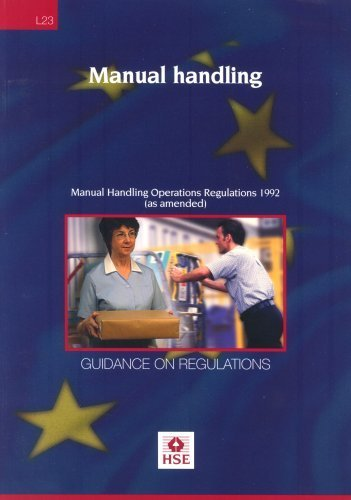 manual handling operations 1992 1974, the management of health and safety at work regulations 1999, and the  manual handling operations regulations 1992 2 scope 21 this procedure.
