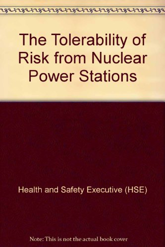 9780118863681: The Tolerability of Risk from Nuclear Power Stations