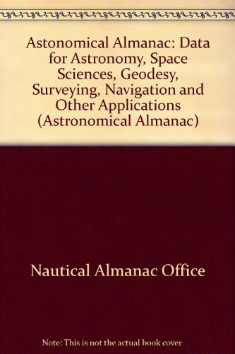 9780118873154: Astronomical Almanac for the Year 2002: Data for Astronomy, Space Sciences, Geodesy, Surveying, Navigation and Other Applications