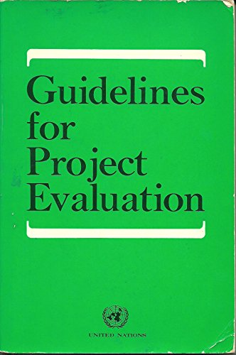 9780119021875: Guidelines for Project Evaluation