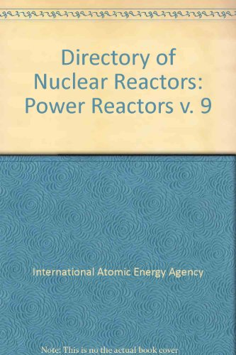 9780119602173: Directory of Nuclear Reactors: Power Reactors v. 9
