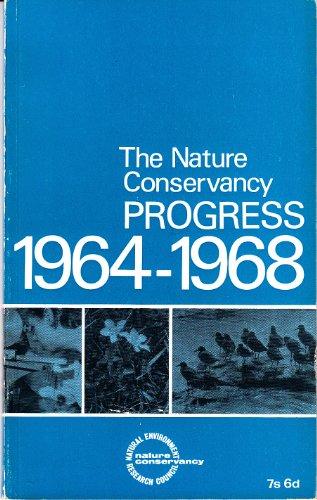 9780119802580: Nature Conservancy Progress 1964-68