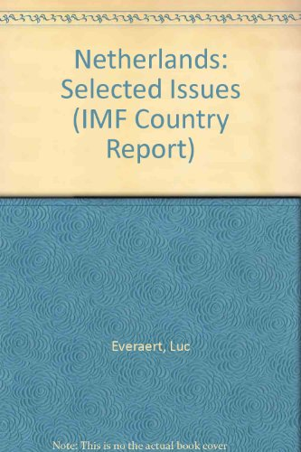 9780119865349: Netherlands: Selected Issues (IMF Country Report)