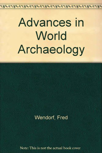 9780120000098: Advances in World Archaeology, Vol. 5